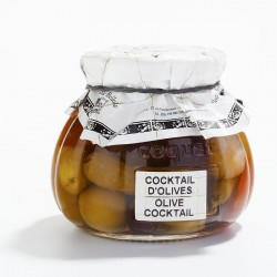 Cocktail d'olives 240gr