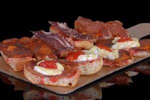 Montaditos | Pan con tomate
