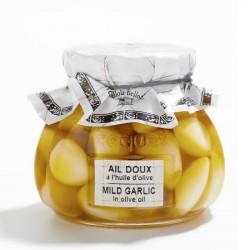 Ail doux à l'huile d'olive...