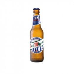 Bière San Miguel Zéro (33cl)