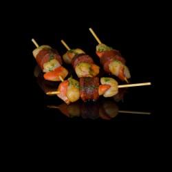 4 pintxos gourmet ( Saint...