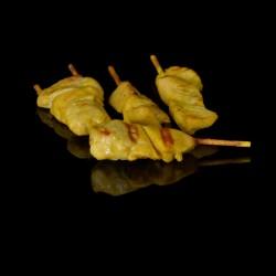 4 pintxos poulet thai