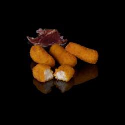 4 croquetas jambon ibérique
