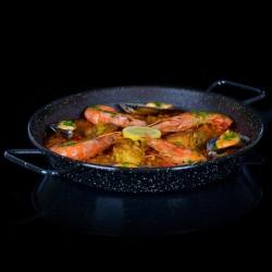 Paella mixta fruits de mer...