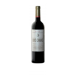 Vin rouge Luis Canas